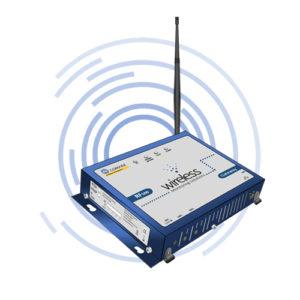 Gateway for Wireless Monitoring (PoE option)