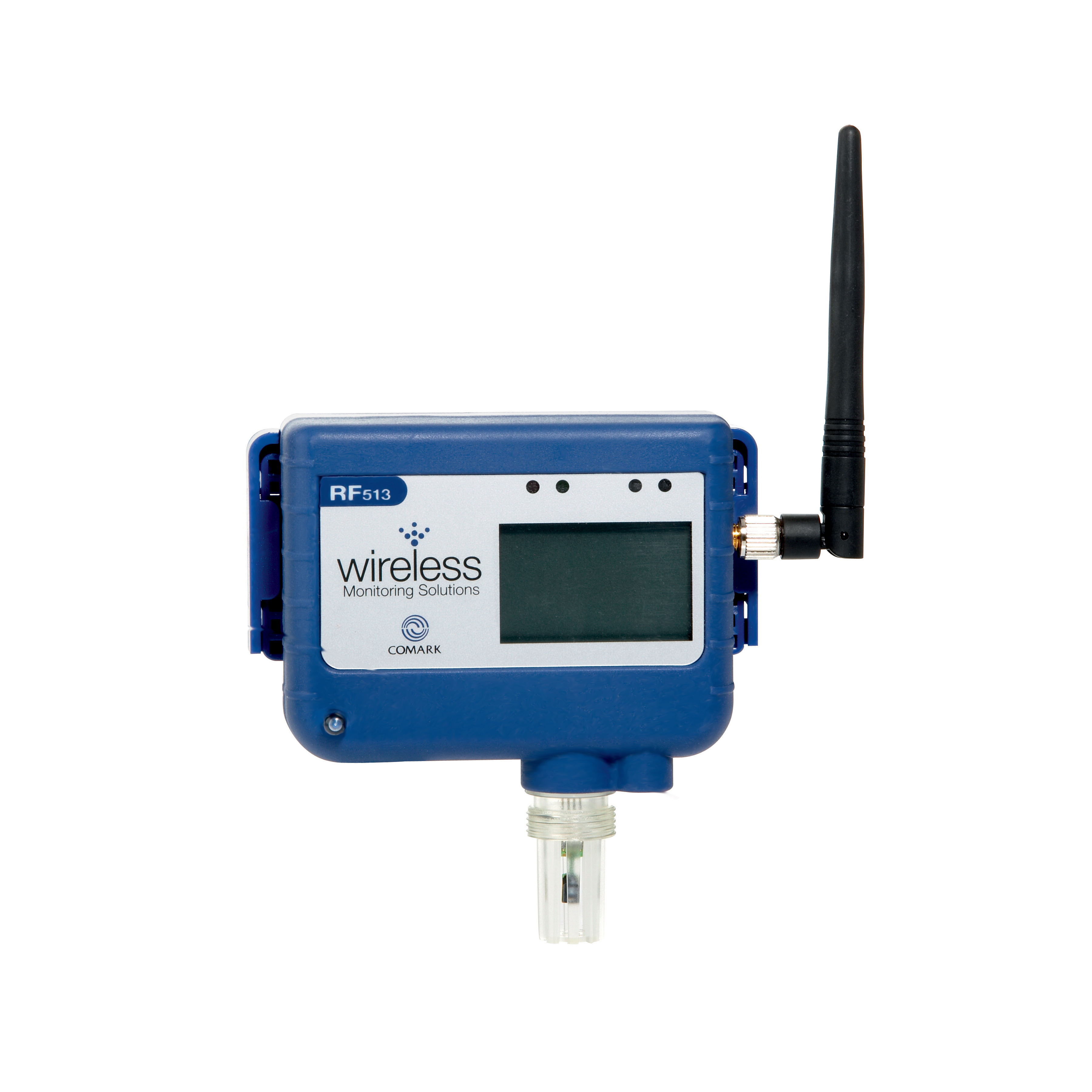Wireless Humidity and Temperature Transmitter from Comark