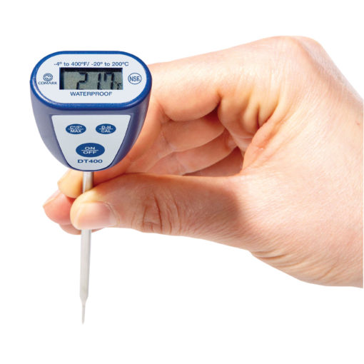 DT400Pocket Thermometer with Thin Tip Probe