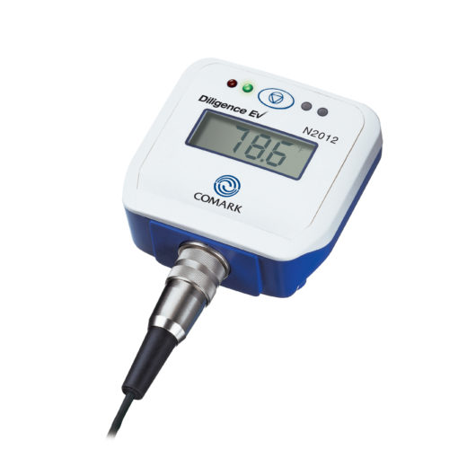 N2012 Diligence EV Multi-Channel Temperature Data Logger