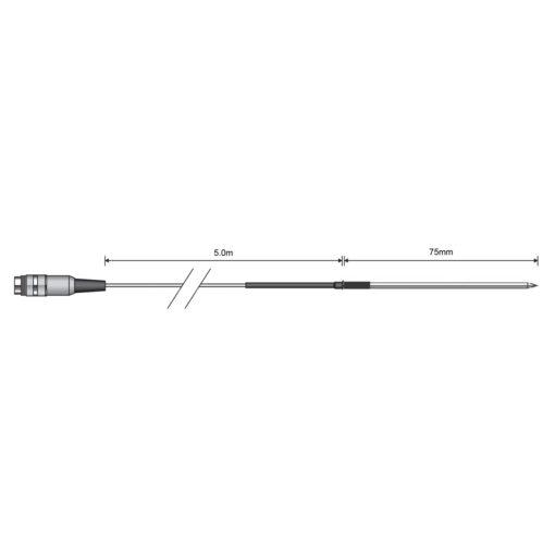 PST Penetration Probe (5m Lead)