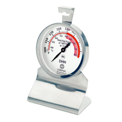 DHH Stainless Steel Hot Holding Thermometer
