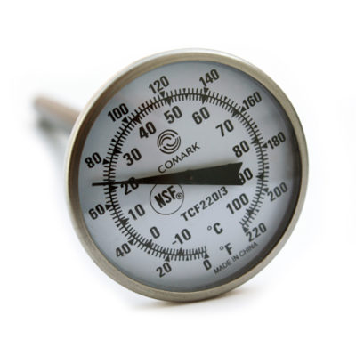 TCF220/3 Dial Thermometer