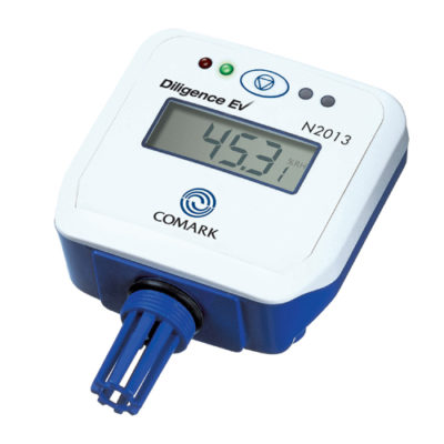 N2013 Temperature and Humidity Data Logger