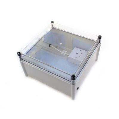 RF527 Large Waterproof Box