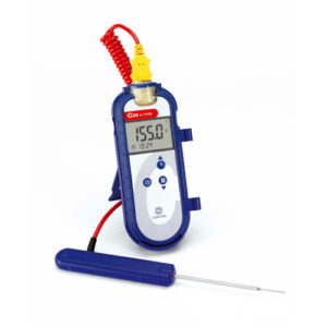 Hand-Held Food Thermometer Kit