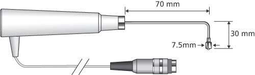 ST22l/W Surface Probe (Type T)