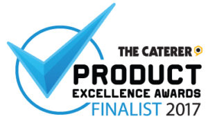 The Caterer - Product Excellence Award - Finalist 2017