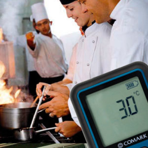 Wireless Monitoring for food businesses