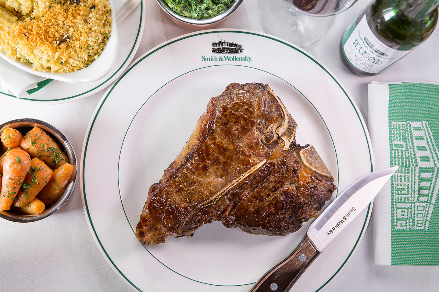 Smith & Wollensky - Perfect Steak